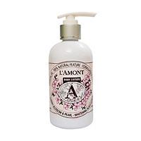 Sữa Dưỡng Thể L'amont En Provence Cherry Blossom & Pearl Whitening Body Lotion Hương Hoa Anh Đào Chai 250ml