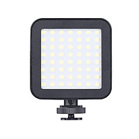 Mini Video LED Photography Light 5.5W On-camera Fill Light with Cold Shoe Mounts for Camera Camcorders Live Stream Video