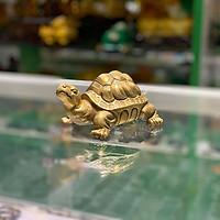 Thần rùa lớn đồng nguyên chất  FD286