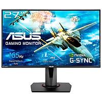 Màn Hình Gaming Asus VG278QR 27 Inch Full HD (1920 x 1080) 0.5ms 165Hz G-Sync TN Stereo RMS 2W x 2 - Hàng Chính Hãng