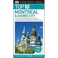 DK Eyewitness Top 10 Montreal and Quebec City