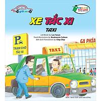 Thế Giới Xe Cộ: Xe Tắc Xi_Taxi