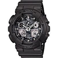 Đồng hồ nam dây nhựa Casio G-SHOCK GA-100CF-8ADR