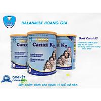 Sữa Gold Canxi K2 Halan Milk 900g - Cung cấp Canxi cho xương chắc khỏe, Tăng cường sức khỏe mỗi ngày