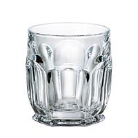 Bộ 6 Cốc Rượu Lục Giác Crystalite Bohemia Safari 250ml Trơn