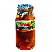 M Honey - Mật ong ngâm Gừng huyết - Hỗ trợ phòng chống ung thư - 100ml