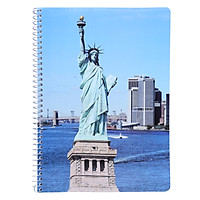 Sổ Lò Xo Devyt A4 200 Trang Đl70/92 - Hoa Kỳ