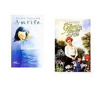 Combo 2 cuốn sách: Amrita + Anne Dưới Mái Nhà Bên Ánh Lửa