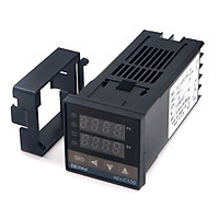 PID Digital Temperature Controller REX-C100FK02-V*DA 0 To 400°C K Type Input SSR Output