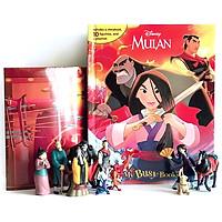 Disney Mulan My Busy Books