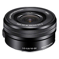 Lens Sony E PZ 16-50mm F3.5-5.6 (Đen) - Hàng Chính Hãng
