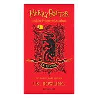 Harry Potter and the Prisoner of Azkaban (Gryffindor Edition Paperback) (English Book)