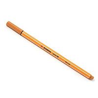 Bút kim màu Stabilo Point 88 - 0.4mm - Nâu nhạt (88/89)
