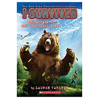 I Survived The Attack Of The Grizzlies, 1967 (I Survived Book 17)
