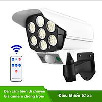 Đèn COB Cảm Biến Di Chuyển Thông Minh - Giả Camera Chống Trộm - Sử Dụng Năng Lượng Mặt trời - Chống Thấm Nước - K1138