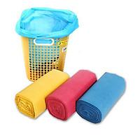 Túi Đựng Rác Cuộn Màu | Số lượng: 3 cuộn/ kg