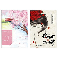 Combo Sách Tiểu Thuyết Lãng Mạn : Mãi Mãi Là Bao Xa+ Đông Cung ( Tặng kèm Bookmark Green Life)