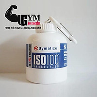 Hộp đựng whey, mass, bcaa Ishake Protein Funnel Dymatize Iso 100