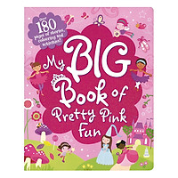 My Big Book Of Pretty Pink Fun
