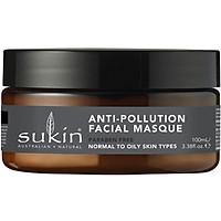 Sukin Oil Balancing Plus Charcoal Anti-Pollution Facial Masque 100ml