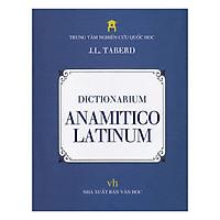 Dictionarium ANAMITICO LATINUM