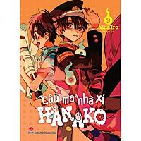 """""""Cậu"""" Ma Nhà Xí Hanako - Tập 9"""
