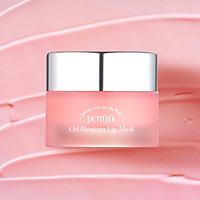 Dầu dưỡng môi Hoa Trà Petitfee Oil Blossom Lip Mask