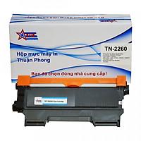 Hộp mực Thuận Phong TN-2260 dùng cho máy in Brother HL-2240/ 2250 / 2270/ DCP-7060/ MFC 7360/ 7470/ 7860 - Hàng Chính Hãng