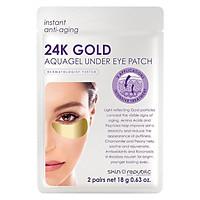Skin Republic 24k Gold Under Eye Patches