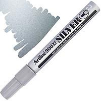 Bút maker viết vẽ trên mọi chất liệu Artline EK-900XF - Màu bạc nhũ (Silver)