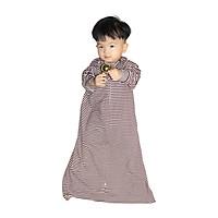Túi Ngủ Hè Thu Noonon Giúp Bé Ngủ Ngon - Vải Cotton Co Giãn 4 Chiều Mềm Mát