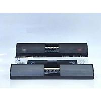 Loa Bluetooth LWR000A2 Speaker A2 Dáng Dài 2 Loa Cực Đỉnh, Kểu Dáng Sang Trọng Hỗ Trợ Thẻ Nhớ, Đài FM