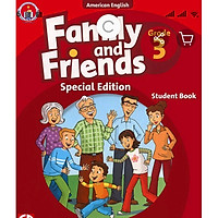 Bộ Family and Friends 3