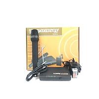 """Micro amply """"DAVIDSON V123"""" karaoke cao cấp (hộp giấy) - SẢN PHẨM CHÍNH HÃNG"""