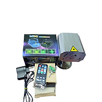 Đèn Laser mini NE-08 có remote