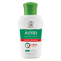 Dung dịch dịu da kháng khuẩn Acnes Soothing Lotion (90ml)