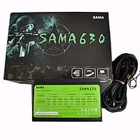 Nguồn máy tính SAMA 630 500W PPFC-Hàng Chính Hãng