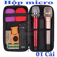 Hộp đựng micro không dây, túi đựng micro ví bảo vệ micrphone hộp đựng linh kiện điện tử, Hộp Đựng Micro Túi Đựng Micro Không Dây Micro Micro Karaoke Mic Karaoke Micro Không Dây Dây Micro Micro Loa Kéo Loa Karaoke Loa Kéo Loa Bluetooth