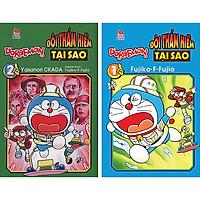 Combo Doraemon - Đội Thám Hiểm Tại Sao (Tập 1 + 2)