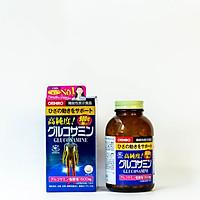 Viên uống bổ sung Glucosamine Orihiro Nhật Bản hỗ trợ giảm đau, giảm thoái hóa xương khớp hiệu quả, 900 viên/hộp - HÀNG CHÍNH HÃNG