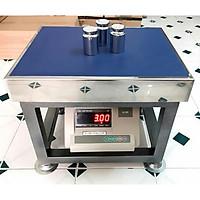 Cân Bàn Điện Tử Chân Ghế A12 (300kg/50g)