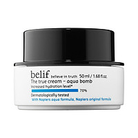 Kem dưỡng dạng gel cấp ẩm Belif The True Cream Aqua Bomb 50ml