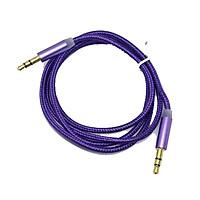 Dây cap âm thanh - Dây kết nối audio 2 đầu 3.5mm dài 1m TH13