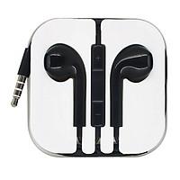 Tai nghe có dây nhét tai Hoco M100 Plus (Đen) - Hàng chính hãng