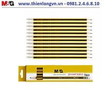 Hộp 12 cây bút chì gỗ 2B M&G - AWP30855