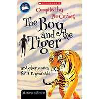 Truyện đọc tiếng Anh - Storyteller: The Boy And The Tiger + Cd