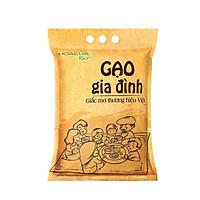 GẠO GIA ĐÌNH 5kg - Gạo Hoa Lúa