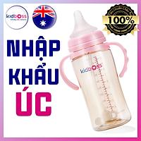 Bình Sữa Kidboss PPSU Cổ Rộng - 300ml