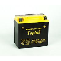 Ắc quy Motor Toplite YTX14L-BS 12V-12.6Ah
