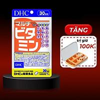 Viên Uống Vitamin Tổng Hợp DHC MultiVitamin Nhật Bản + Tặng Kèm Hộp Chia Thuốc